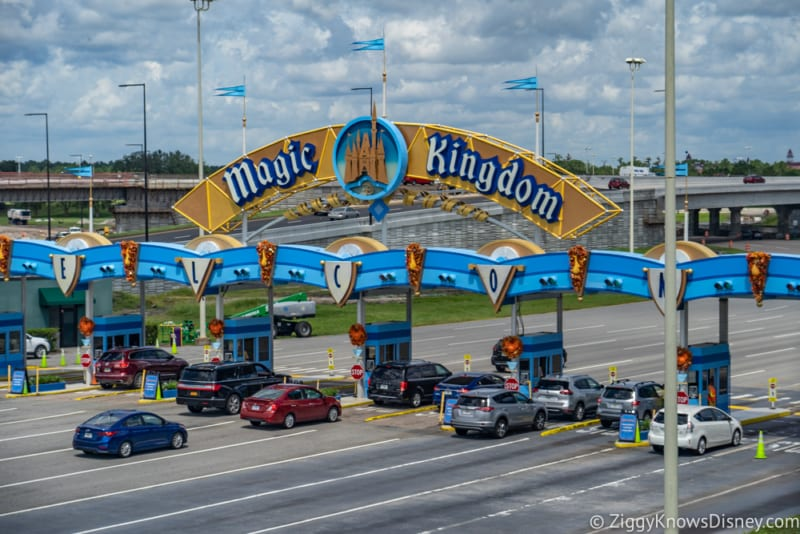 Southbound Magic Kingdom Overpass Now Open
