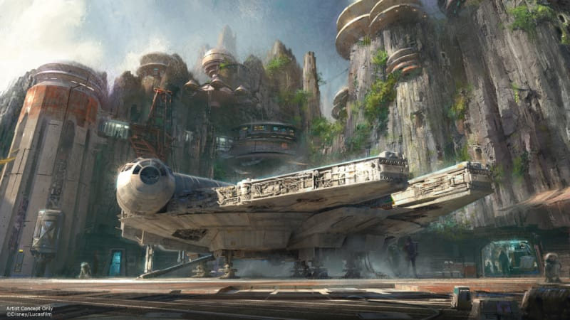 Star Wars Galaxy's Edge Attractions Could Have 6+ Hour Wait Times