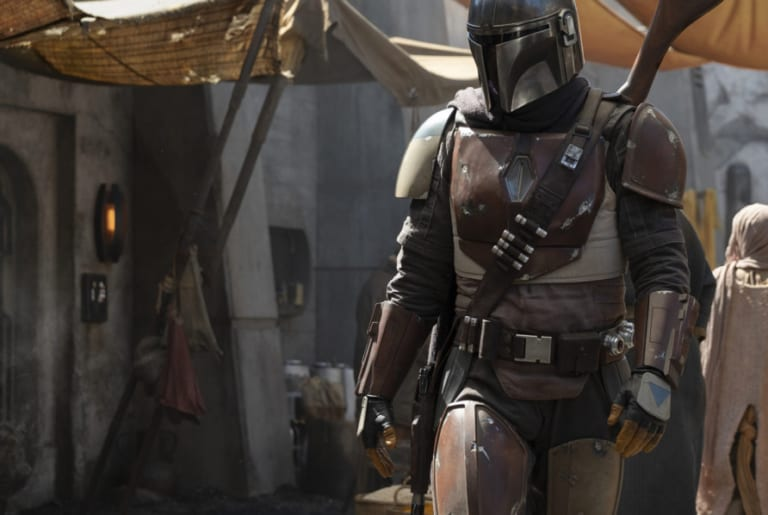 First Look at 'The Mandalorian' Star Wars Series