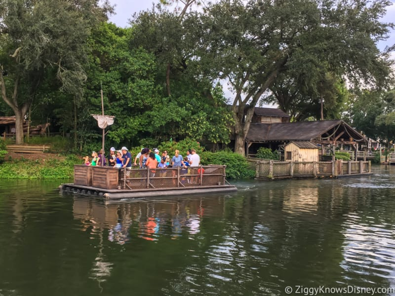 Tom Sawyer Island Closing for Refurbishment this Month