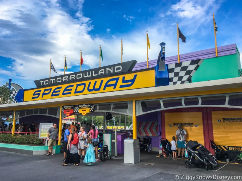 Tomorrowland Speedway and Peter Pan's Flight Closure and Refurbishment Dates Announced in Magic Kingdom