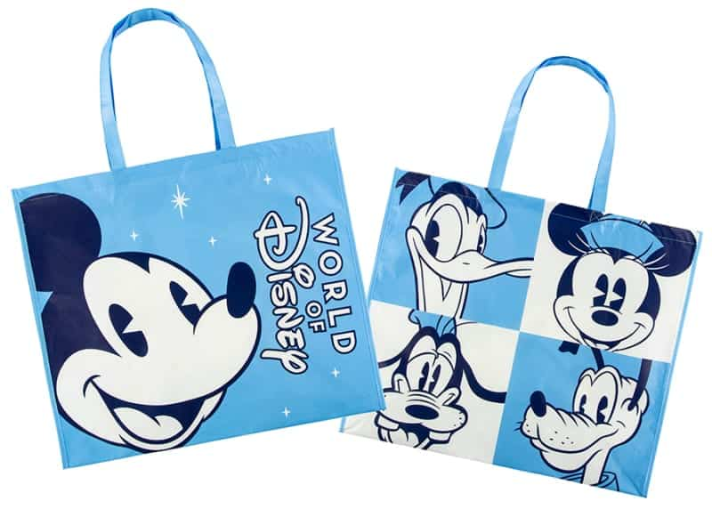 Free Reusable Mickey Bags World of Disney Grand Opening in Disney Springs