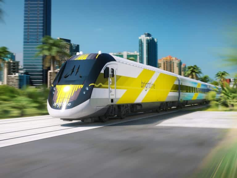 High Speed Train Stop planned for Walt Disney World