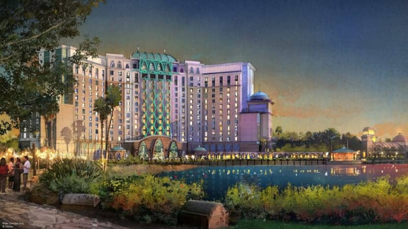 13 Best New Things Coming to Disney 2019 Gran Destino Tower