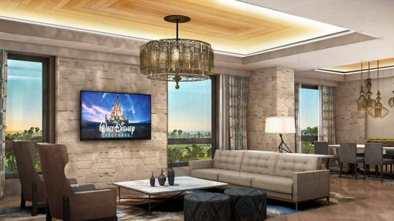 Coronado Springs Gran Destino Tower Opening July 2019 Presidential Suite