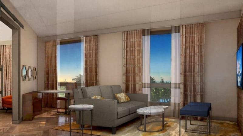Coronado Springs Gran Destino Tower Opening July 2019 Executive Suite