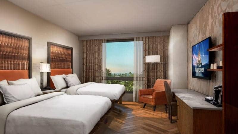 Coronado Springs Gran Destino Tower Opening July 2019 Standard Room