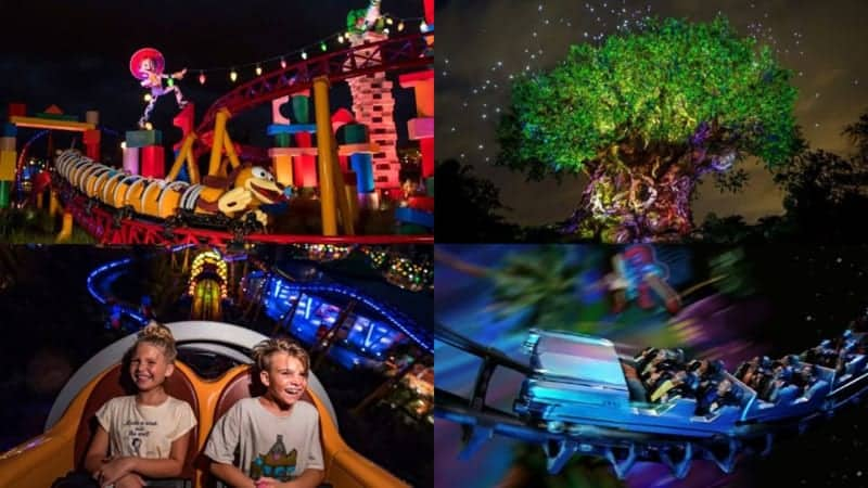 Disney After Hours Events Coming Hollywood Studios and Animal Kingdom