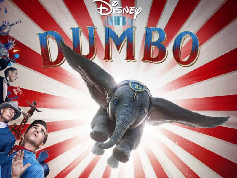 Official Live-Action Dumbo Trailer