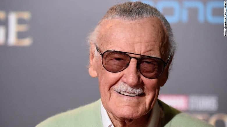 Marvel Comics and Disney Legend Stan Lee Passes Away at 95