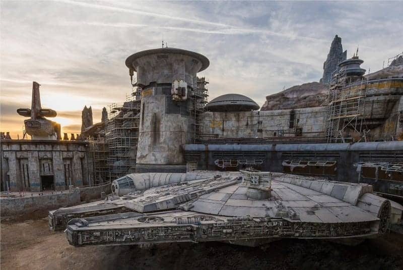 13 Best New Things Coming to Disney 2019 Millennium Falcon Star Wars Galaxy's Edge