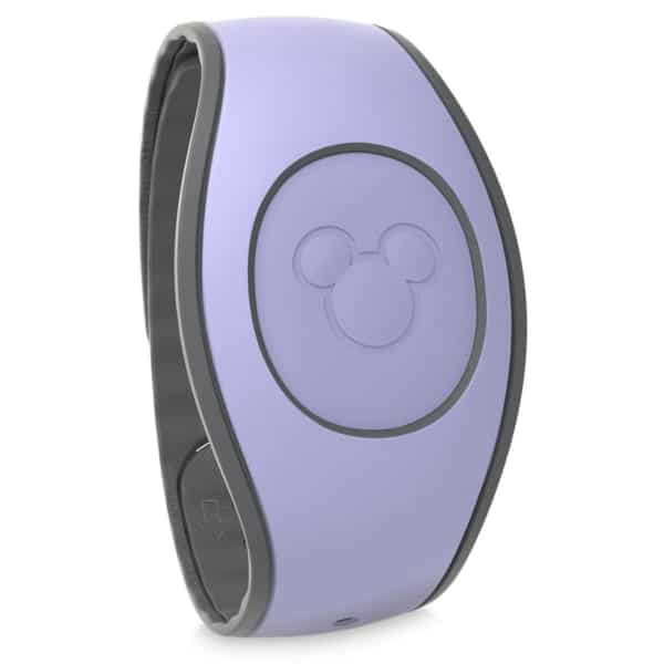 5 New MagicBand 2.0 Colors Released Walt Disney World lavender