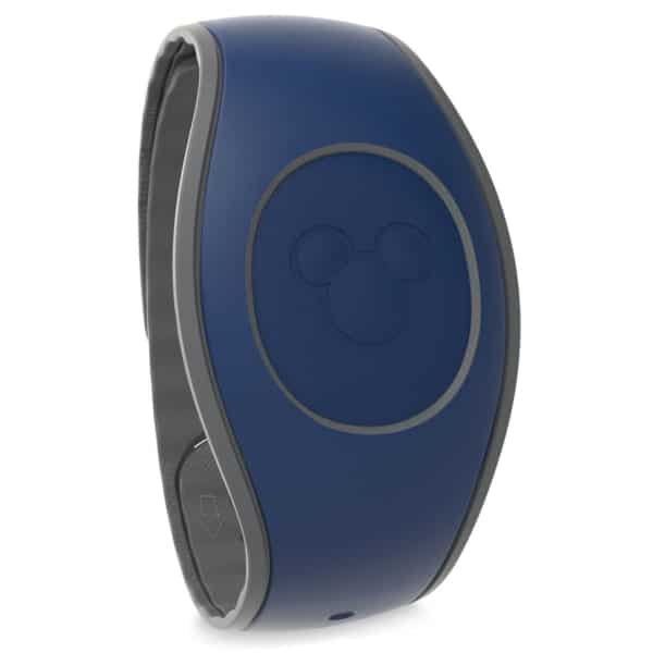 5 New MagicBand 2.0 Colors Released Walt Disney World navy blue