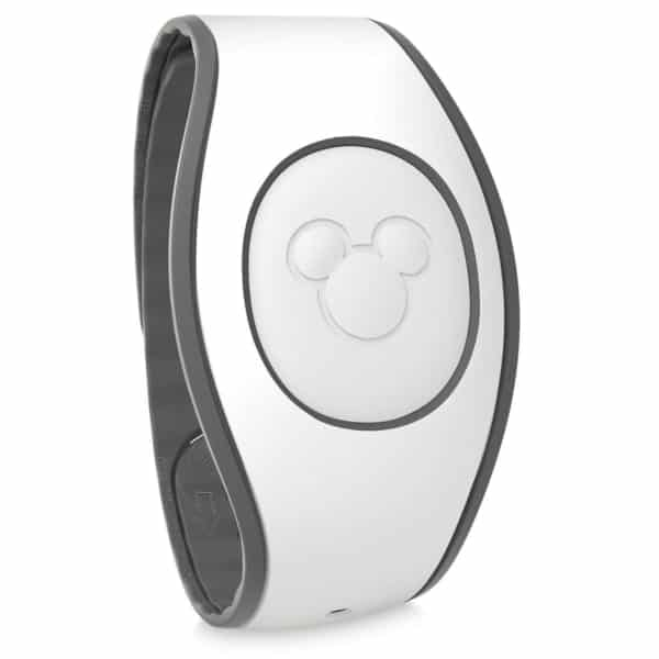 5 New MagicBand 2.0 Colors Released Walt Disney World white