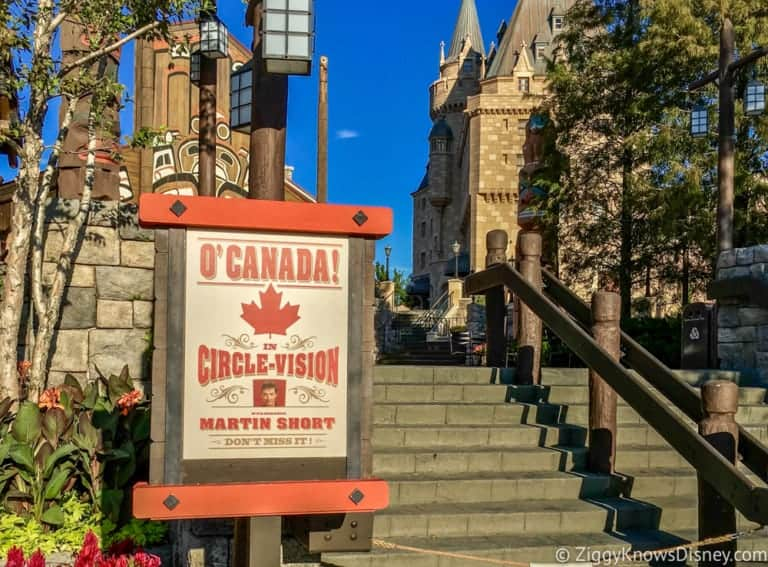 New O Canada! Film Coming to Epcot Pavilion