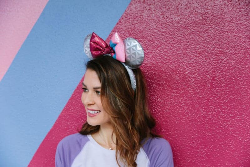 5 New Spaceship Earth Minnie Ears Coming to Epcot bubblegum