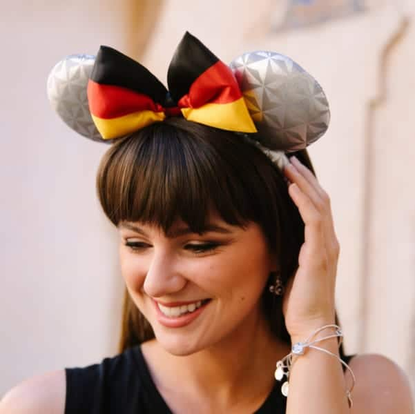 5 New Spaceship Earth Minnie Ears Coming to Epcot Germany