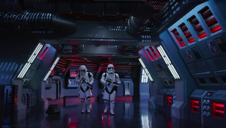 Star Wars Galaxy's Edge Attractions Could Have 6+ Hour Wait Times rise of the resistance