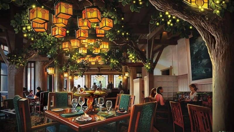 Storybook Dining at Artist Point Now Open