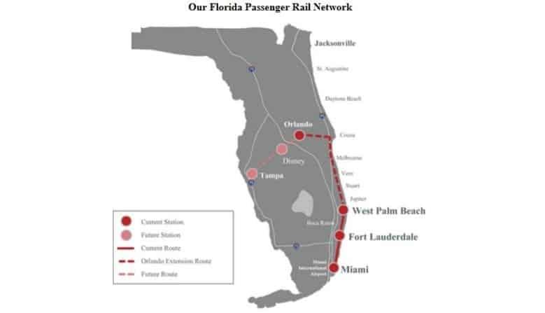 High Speed Train Stop planned for Walt Disney World