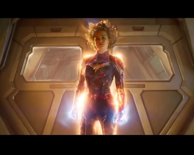 New Captain Marvel Official Trailer Breakdown