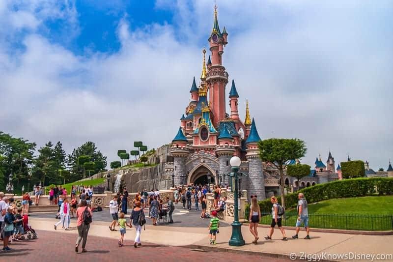 Disneyland Paris Creating Solar Energy Plant to Power Parks