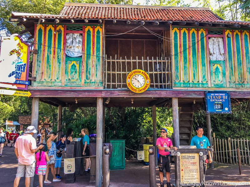 kali river rapids refurbishment early 2019