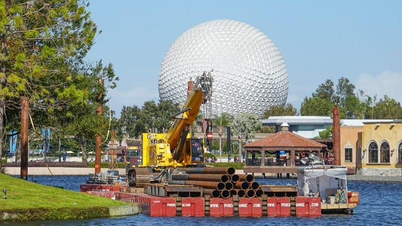 Illuminations Replacement Epcot Update December 2018