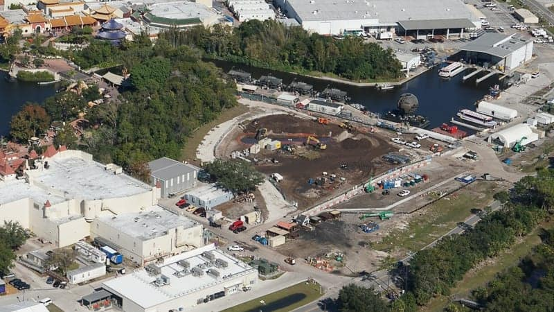 Illuminations Replacement Epcot Update December 2018 Africa outpost