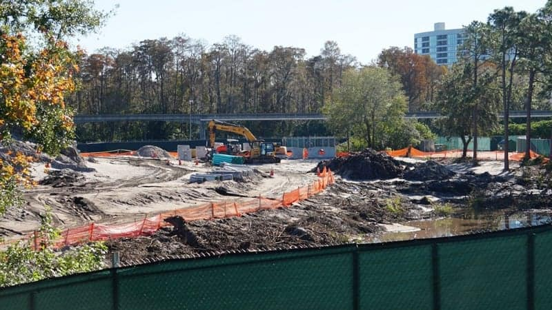 Tron Roller Coaster Construction Update December 2018 Magic Kingdom