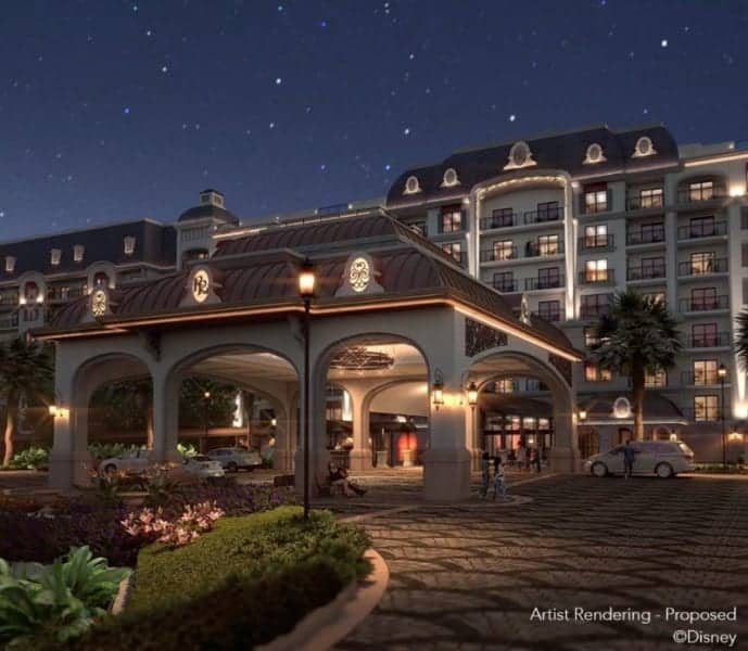 2d6b26167 Disney s Riviera Resort will have a total of 300 family-friendly vacation  homes with  tower and deluxe studios