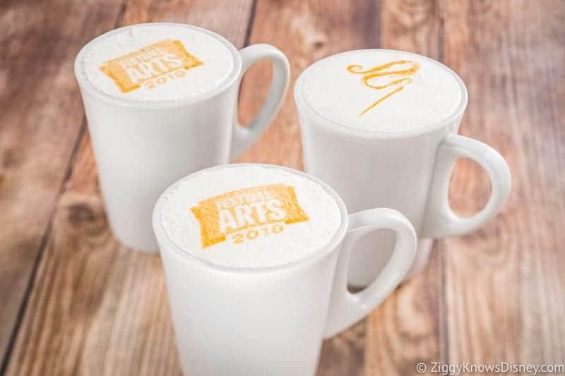 2019 Festival of the Arts Menu Joffrey's Coffee
