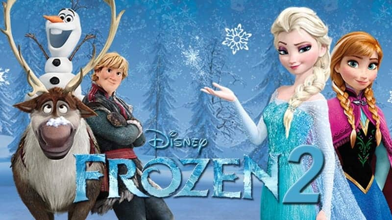 upcoming Disney movies 2019 Frozen 2