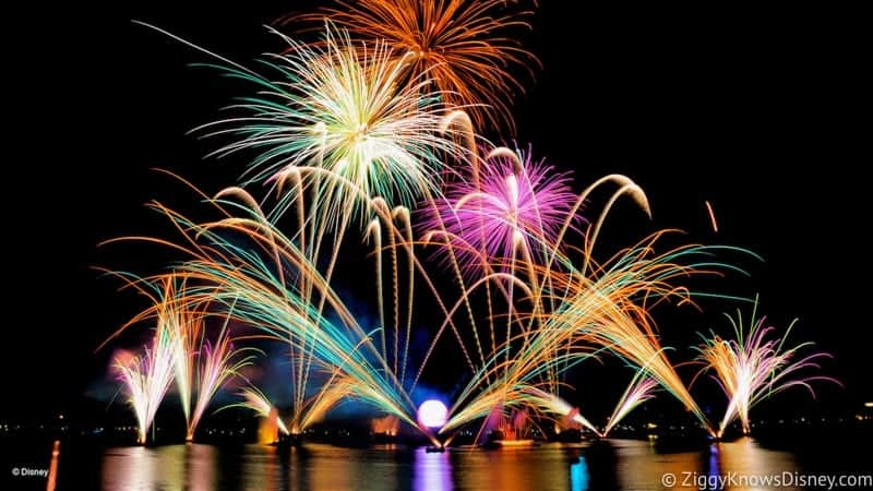 New 'IllumiNations' Dining Package Epcot