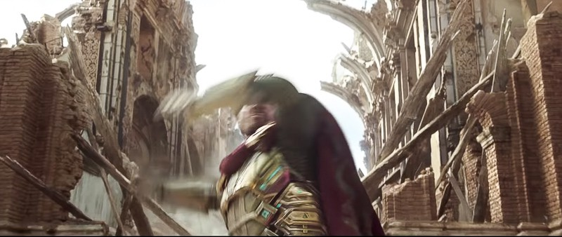 Spider-Man Far, From Home Trailer Mysterio