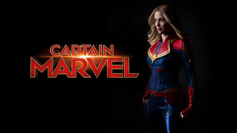 Captain Marvel coming to California Adventure, Disneyland Paris and Shanghai Disneyland