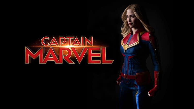 Captain Marvel coming to California Adventure, Disneyland Paris and Shanghai Disneyland