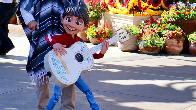 Coco Show Coming to Epcot's Mexico Pavilion