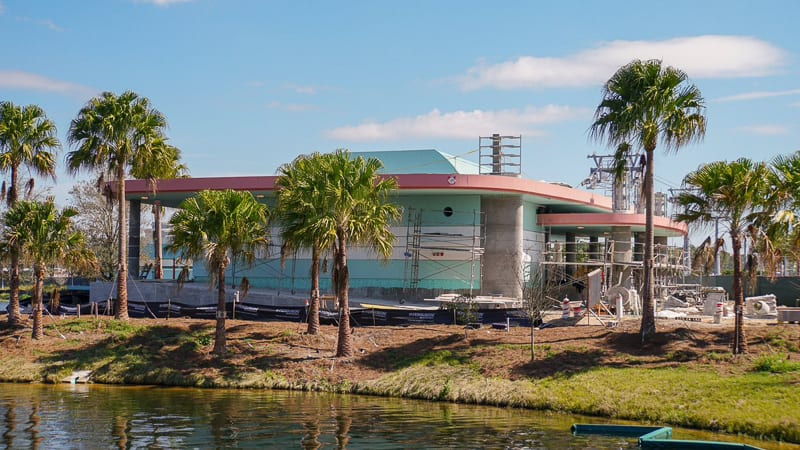 Disney Skyliner Construction Update February 2019 Hollywood Studios Station