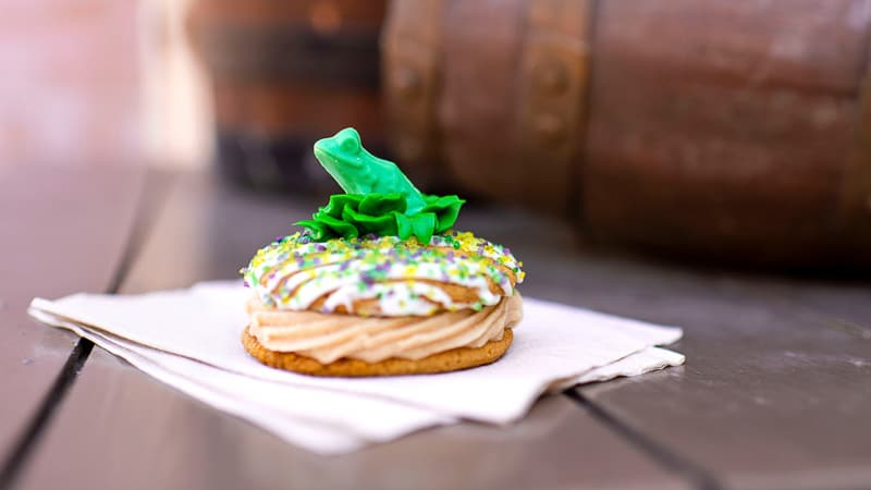 Magic Kingdom Character Themed Treats Frog Prince Whoppie Pie