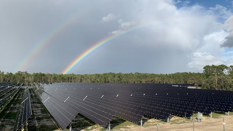 New Solar Facility in Walt Disney World online