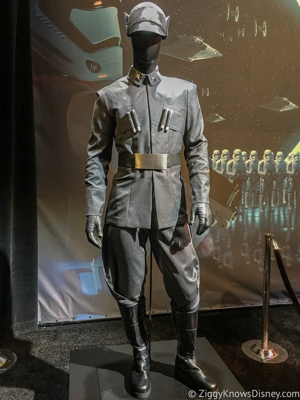 Star Wars Galaxy's Edge Cast Member Costumes Star Wars: Rise of the Resistance
