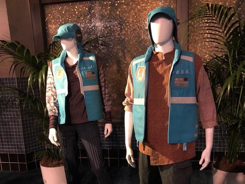 Star Wars Galaxy's Edge Cast Member Costumes Millennium Falcon: Smugger's Run