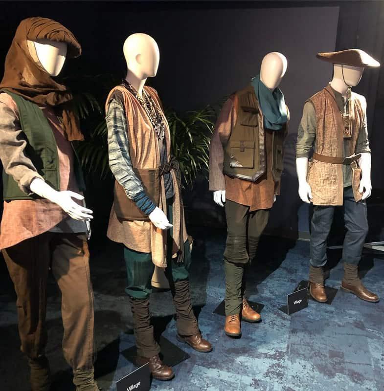 Star Wars Galaxy's Edge Cast Member Costumes - Village