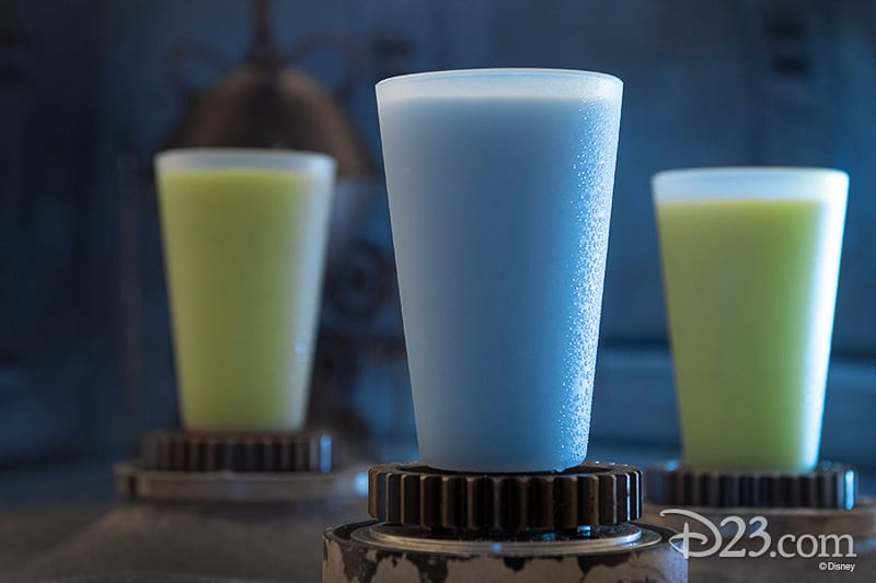 Star Wars Galaxy's Edge Milk Stand