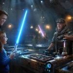 Savi's Workshop Handbuilt Lightsabers in Star Wars Galaxy's Edge