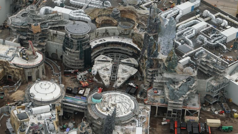 Star Wars Galaxy's Edge Update February 2019