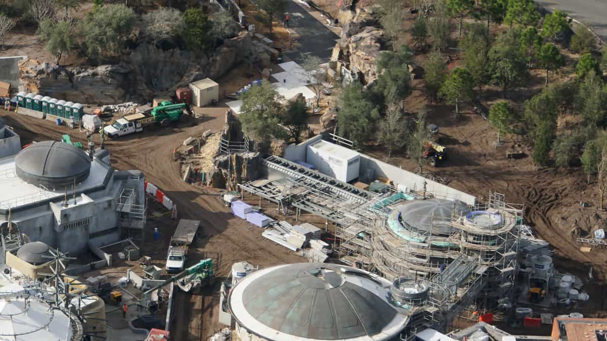 Galaxy's Edge Update February 2019 toy story land entrance