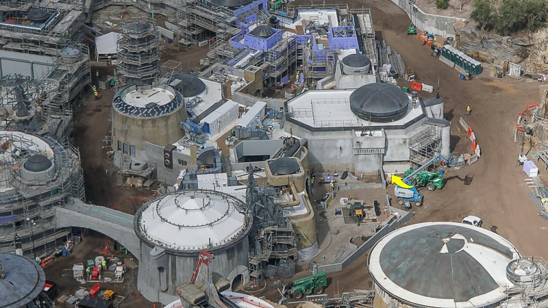 Galaxy's Edge Update February 2019 Black Spire Outpost building