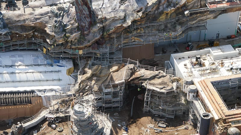 Galaxy's Edge Update February 2019 rocks